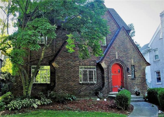 1311 Bishop Road, Grosse Pointe Park, MI 48230 (#218094577) :: Duneske Real Estate Advisors