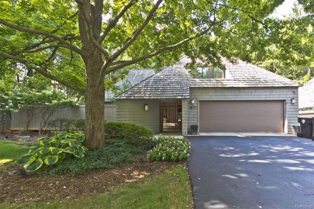 977 Bloomfield Woods, Bloomfield Hills, MI 48304 (#218094638) :: Duneske Real Estate Advisors