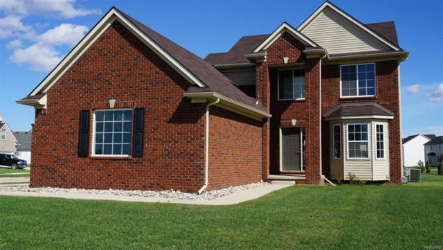 689 Davenport, Dundee, MI 48131 (#543260563) :: Duneske Real Estate Advisors