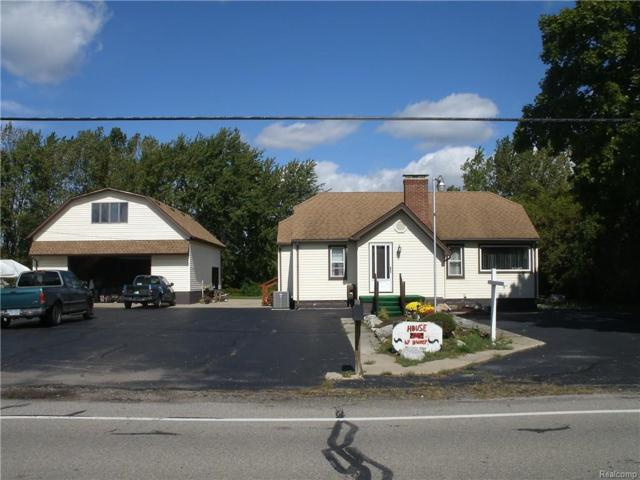 14920 Lee Rd., Brownstown Twp, MI 48173 (#218094764) :: RE/MAX Classic