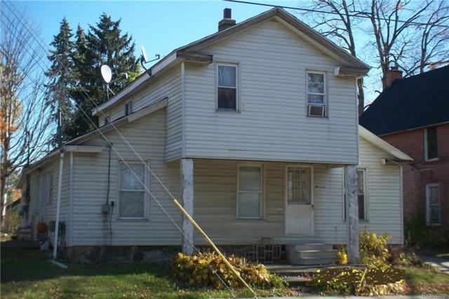 310 N Bridge Street, Linden, MI 48451 (#218094781) :: The Buckley Jolley Real Estate Team