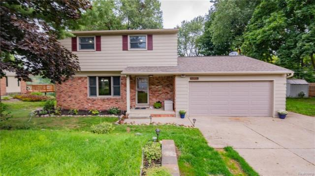 6532 Amy Drive, Independence Twp, MI 48348 (#218094804) :: RE/MAX Classic