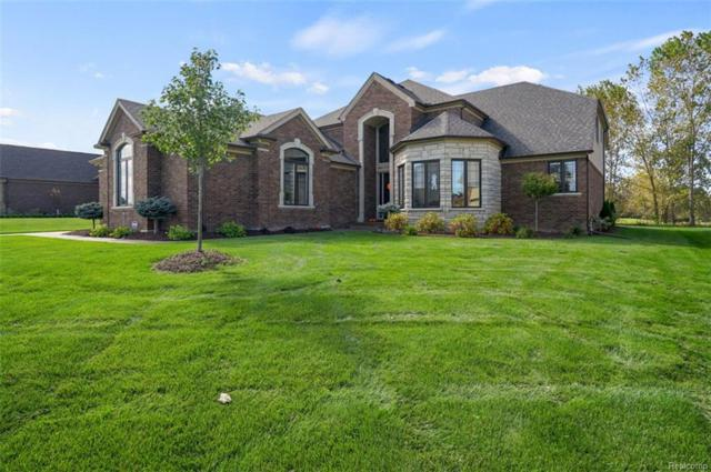 2680 Invitational Drive, Oakland Twp, MI 48363 (#218094894) :: RE/MAX Classic