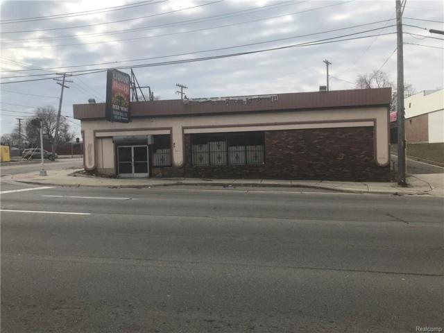 22901 W 8 MILE Road, Detroit, MI 48219 (#218094925) :: The Buckley Jolley Real Estate Team