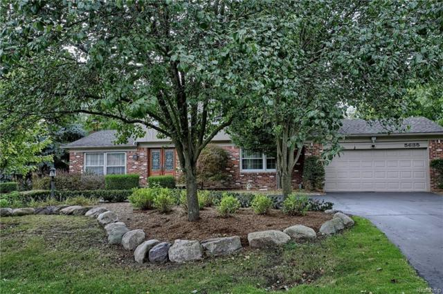 5685 Tequesta Court, West Bloomfield Twp, MI 48323 (#218094933) :: RE/MAX Classic
