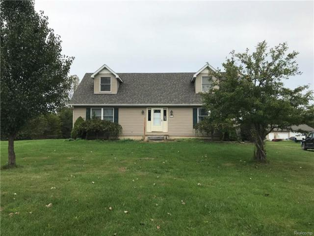 25701 Carleton West Road, Sumpter Twp, MI 48164 (#218094998) :: RE/MAX Classic