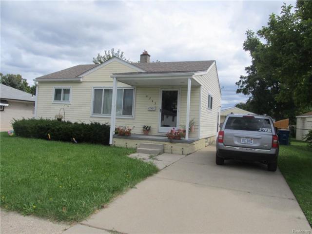 4745 Matthew Street, Westland, MI 48186 (#218095011) :: Duneske Real Estate Advisors