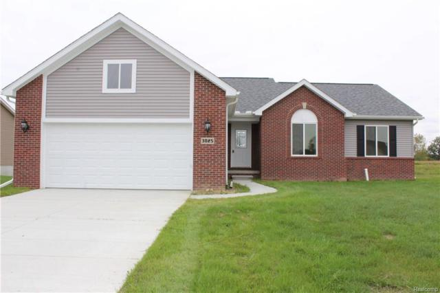 3025 Maple Creek Drive, Richfield Twp, MI 48423 (#218095012) :: RE/MAX Classic