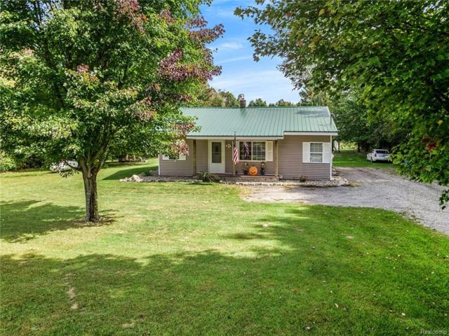 6755 Hess Road, Vassar Twp, MI 48768 (#218095140) :: RE/MAX Classic