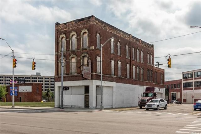 2455 Grand River Avenue, Detroit, MI 48201 (#218095173) :: RE/MAX Classic