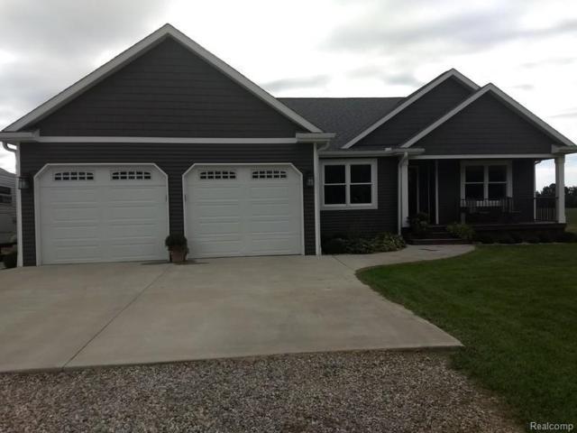 4679 Lake Pleasant Road, North Branch Twp, MI 48461 (#218095285) :: RE/MAX Nexus