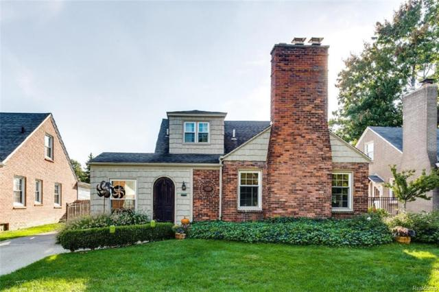 430 Colonial Court, Grosse Pointe Farms, MI 48236 (#218095293) :: RE/MAX Classic