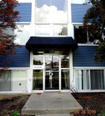2419 Riverside #310 Building A, Trenton, MI 48183 (#57031361436) :: Keller Williams West Bloomfield