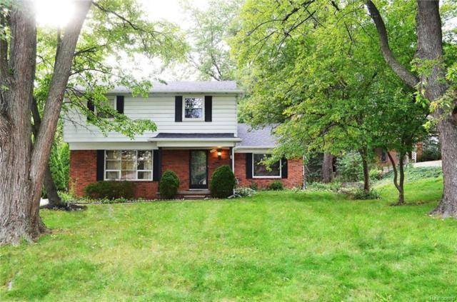 2434 Bratton Avenue N, Bloomfield Twp, MI 48302 (#218095624) :: RE/MAX Classic