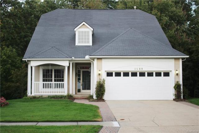 3589 Riverside Drive, Auburn Hills, MI 48326 (#218095805) :: RE/MAX Nexus