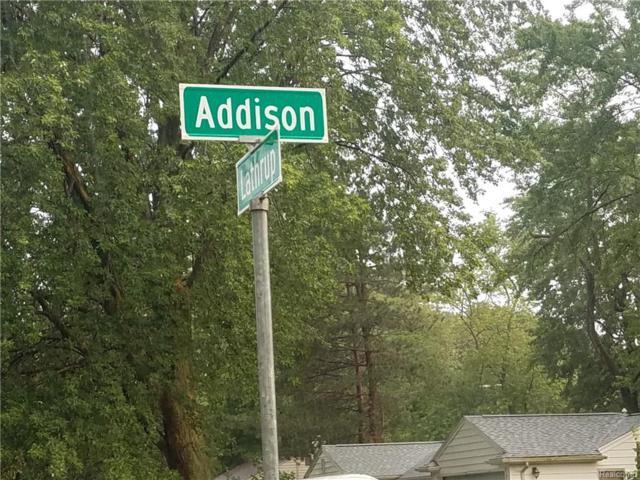 0000 Addison, Southfield, MI 48075 (#218095911) :: RE/MAX Classic