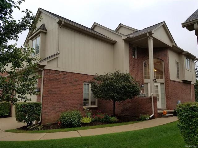 54577 Four Seasons Drive, Shelby Twp, MI 48316 (#218095925) :: Duneske Real Estate Advisors