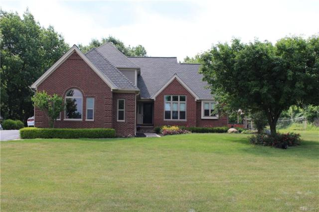 4097 Carriage Hill Drive, Attica Twp, MI 48455 (#218095987) :: The Buckley Jolley Real Estate Team