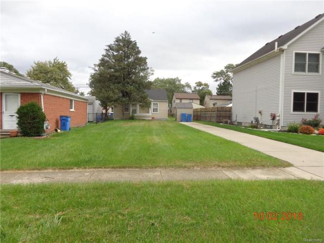 5752 Colonial Street, Dearborn Heights, MI 48127 (#218096422) :: RE/MAX Classic