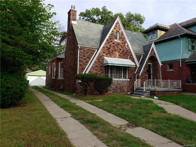 17376 Greenlawn Street, Detroit, MI 48221 (#218096589) :: Duneske Real Estate Advisors