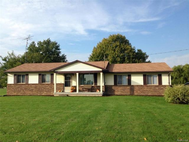 8484 Smith Road, Argentine Twp, MI 48436 (MLS #218096909) :: The Toth Team