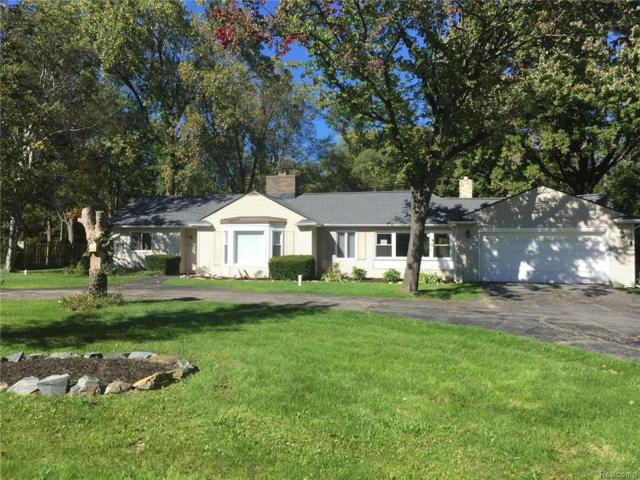 29204 Utley Road, Farmington Hills, MI 48334 (#218096925) :: The Buckley Jolley Real Estate Team