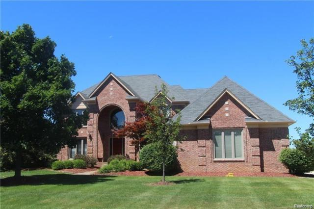 4190 Oak Tree Circle, Oakland Twp, MI 48306 (#218096964) :: RE/MAX Classic