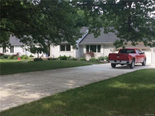 79369 Weyer Road, Bruce Twp, MI 48065 (#218097007) :: The Mulvihill Group