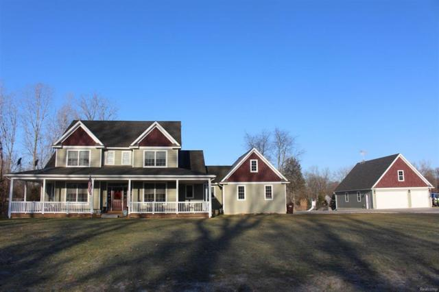 7456 Firefly Lane, Wawaterlooterloo Twp, MI 49240 (#543260739) :: The Buckley Jolley Real Estate Team
