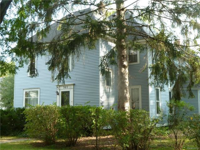 305 W Dunlap Street, Northville, MI 48167 (#218097100) :: RE/MAX Classic