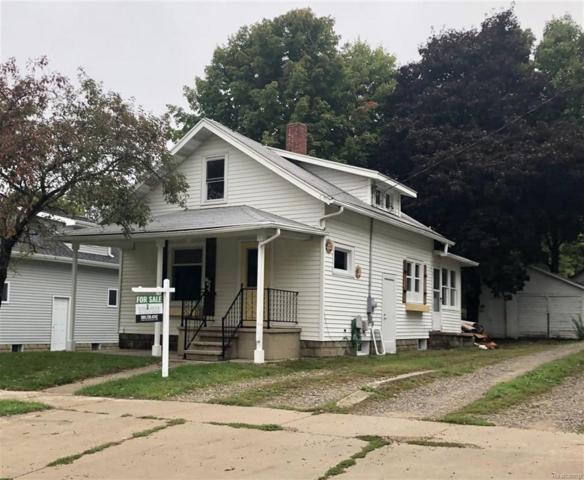 410 N Main, Perry, MI 48872 (#50100004302) :: The Buckley Jolley Real Estate Team