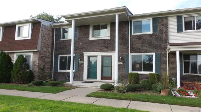 13307 Denver Circle S #30, Sterling Heights, MI 48312 (#218097183) :: Duneske Real Estate Advisors