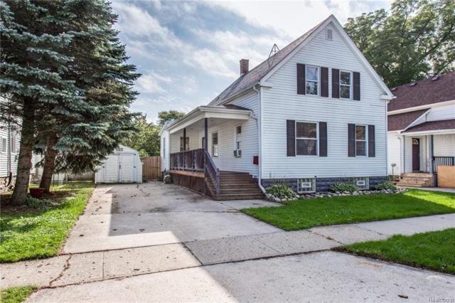 507 Trumbull Street, Saint Clair, MI 48079 (#218097225) :: Duneske Real Estate Advisors