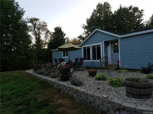 4130 Hawkins Road, Leoni Twp, MI 49201 (#218097261) :: Duneske Real Estate Advisors
