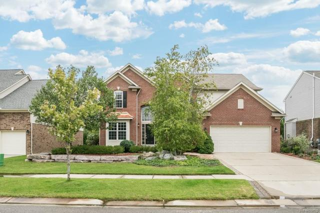 4975 Middlebury Drive, Orion Twp, MI 48359 (MLS #218097398) :: The Toth Team