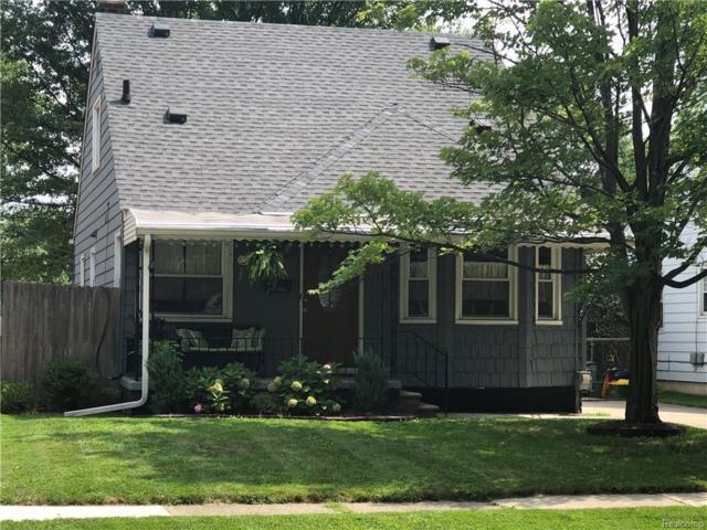 704 N Dorchester Avenue, Royal Oak, MI 48067 (#218097420) :: Duneske Real Estate Advisors