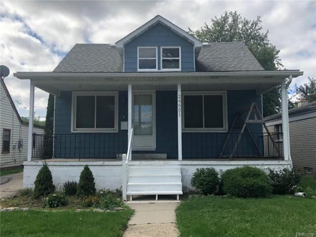 24651 Lambrecht Avenue, Eastpointe, MI 48021 (#218097452) :: Duneske Real Estate Advisors
