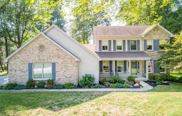 3484 Shadywood Dr, Bedford Twp, MI 48144 (#57031361980) :: Duneske Real Estate Advisors