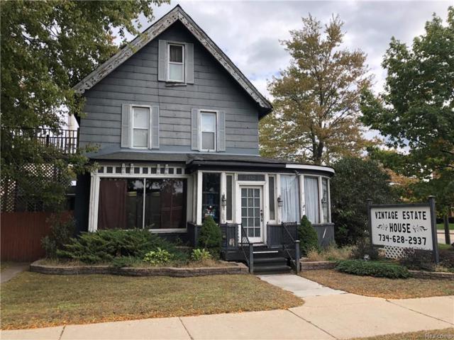 2557 Biddle Avenue, Wyandotte, MI 48192 (#218097610) :: The Buckley Jolley Real Estate Team