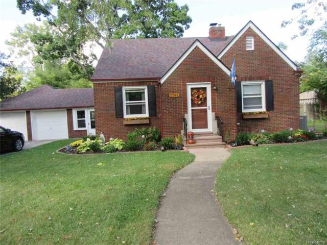 5744 Parkside Street, Monroe Twp, MI 48161 (#218097752) :: The Buckley Jolley Real Estate Team