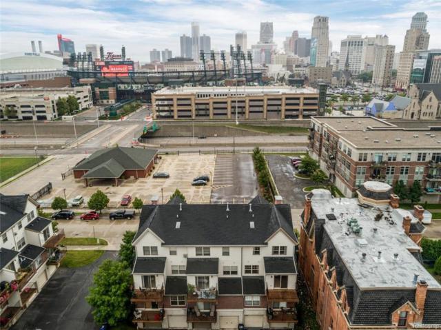 49 Adelaide Street, Detroit, MI 48201 (#218097787) :: Duneske Real Estate Advisors