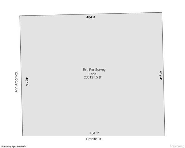 586 Granite, Dundee Twp, MI 48131 (#57031362037) :: Duneske Real Estate Advisors