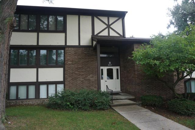 6165 Innkeepers Court #80, Meridian Charter Twp, MI 48823 (#630000231133) :: Keller Williams West Bloomfield