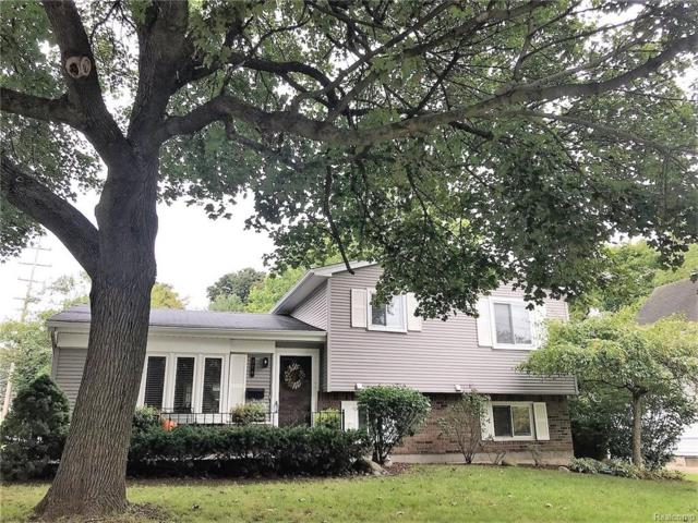 276 Griswold Street, Northville, MI 48167 (#218097966) :: RE/MAX Classic