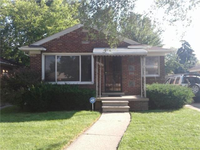 12716 Gunston Street, Detroit, MI 48205 (#218098015) :: RE/MAX Classic