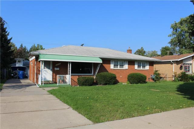 25712 W Warren Av Street, Dearborn Heights, MI 48127 (#218098083) :: RE/MAX Classic