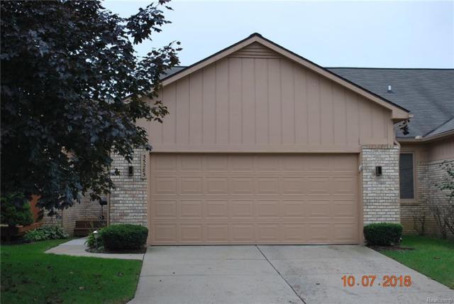 35285 Lone Pine Lane, Farmington Hills, MI 48335 (#218098127) :: Duneske Real Estate Advisors
