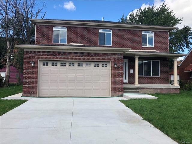 9964 Tuxedo Street, Dearborn, MI 48120 (#218098216) :: The Buckley Jolley Real Estate Team