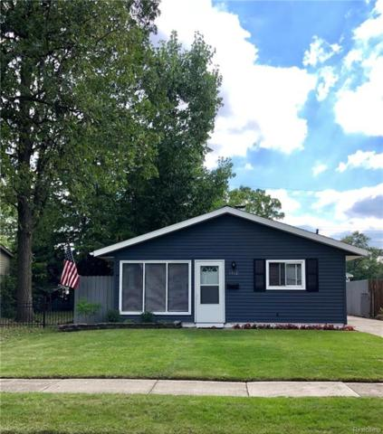 1912 Guthrie Avenue, Royal Oak, MI 48067 (#218098241) :: RE/MAX Classic