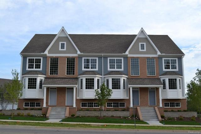 583 Village Lane #36, Milford Vlg, MI 48381 (#218098262) :: Duneske Real Estate Advisors
